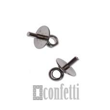 Бейл штифтовой из хирургической стали, 7х3мм, F01204