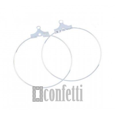 Кольцо-коннектор для сережек