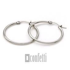 Швензы-кольца из хирургической стали, диаметр 40 мм, сталь, F01659