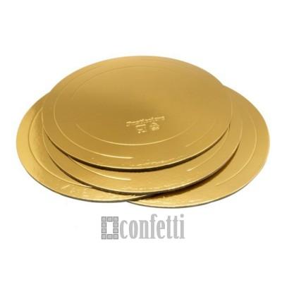 Подложка усиленная золото (толщина 2,5 мм)