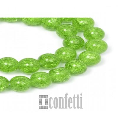 Кварц зеленый 8 мм, имитация