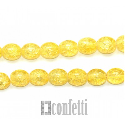 Кварц желтый 8 мм, имитация