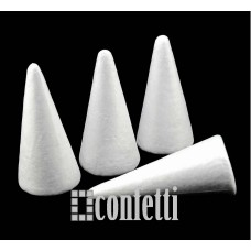 Конус пенопластовый, 10х4 см, R00202