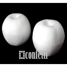 Яблоко пенопластовое, 7 см, R00224