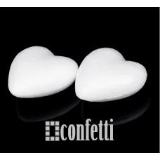 Сердце пенопластовое, 4,5 см, R00226