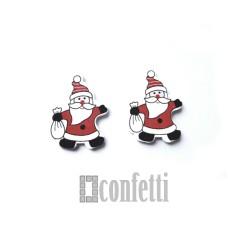 Фигурка из фанеры, Дед Мороз, 40 мм