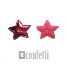 Патч Звезда, 20*20 мм, цвет красный
