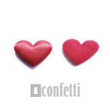 Патч Сердце красное, 25*22 мм